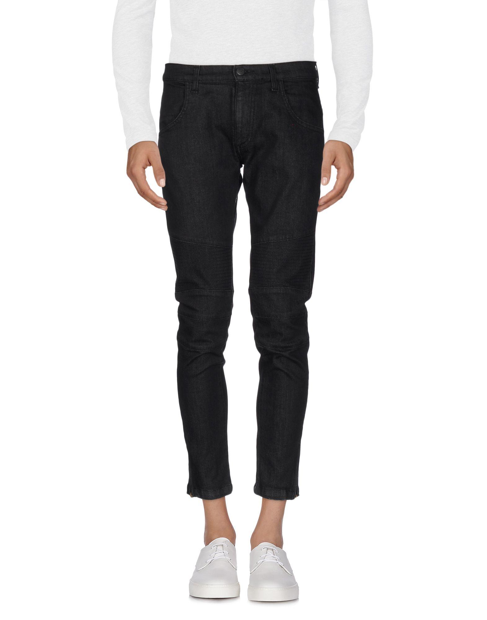 CHOICE NICOLA PELINGA Джинсовые брюки цены онлайн
