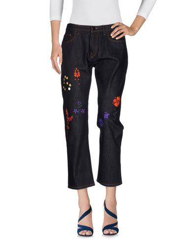 Джинсовые брюки FENDI 42589011VT