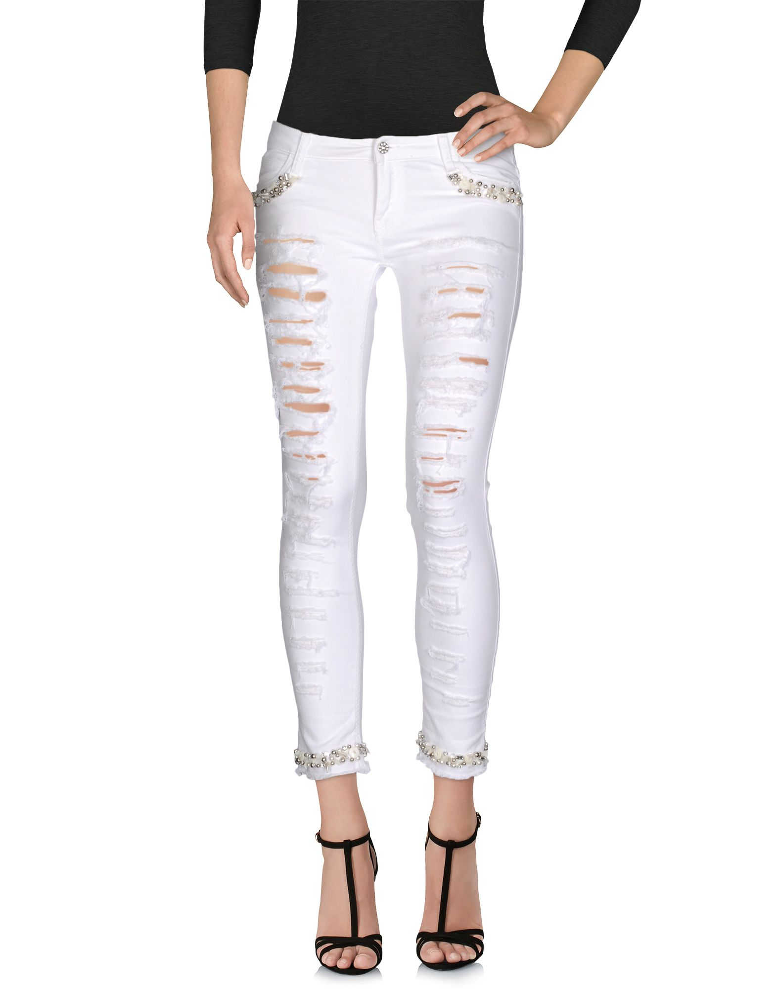 MET Джинсовые брюки цена 2017