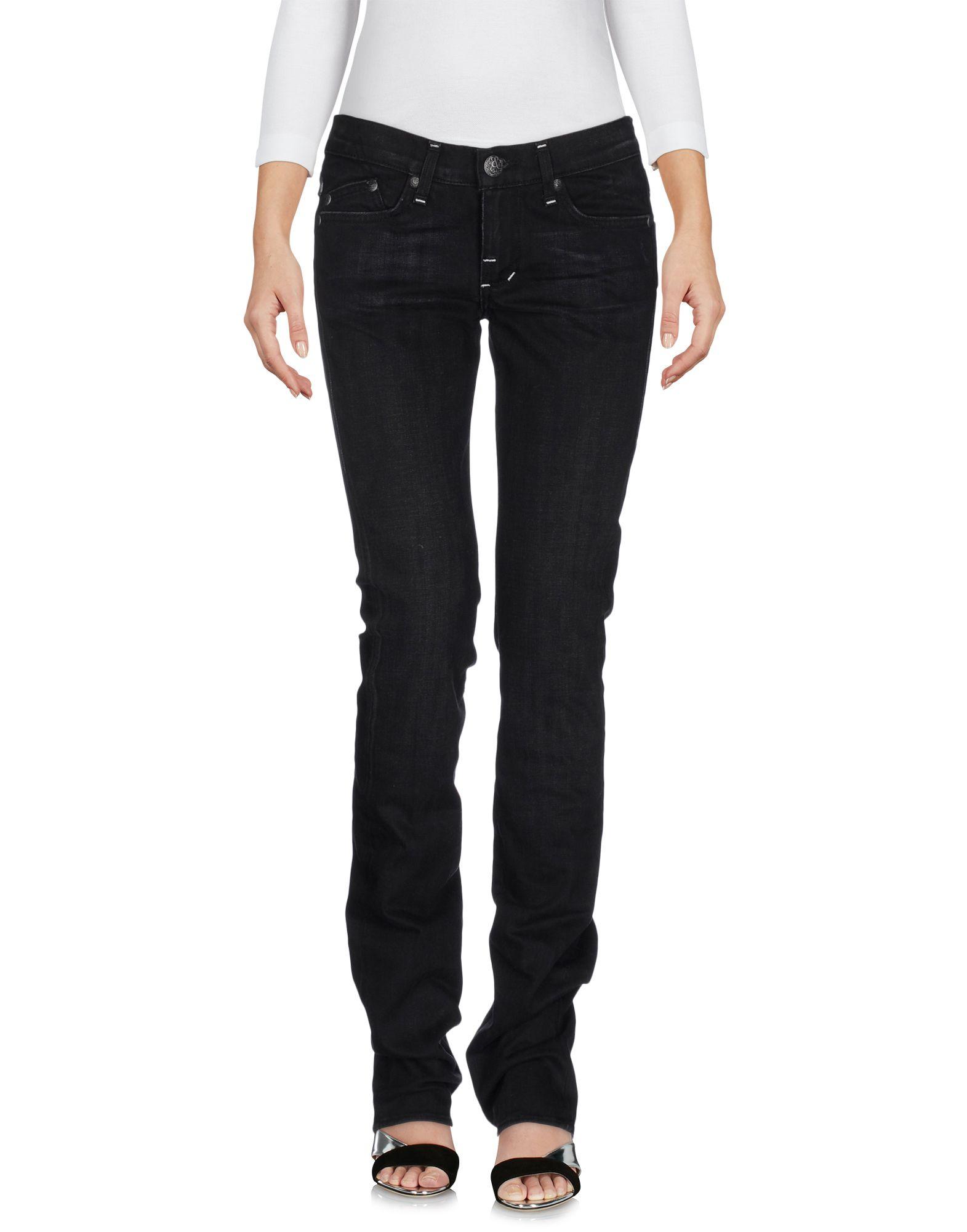 Фото ROCK & REPUBLIC Джинсовые брюки. Купить с доставкой