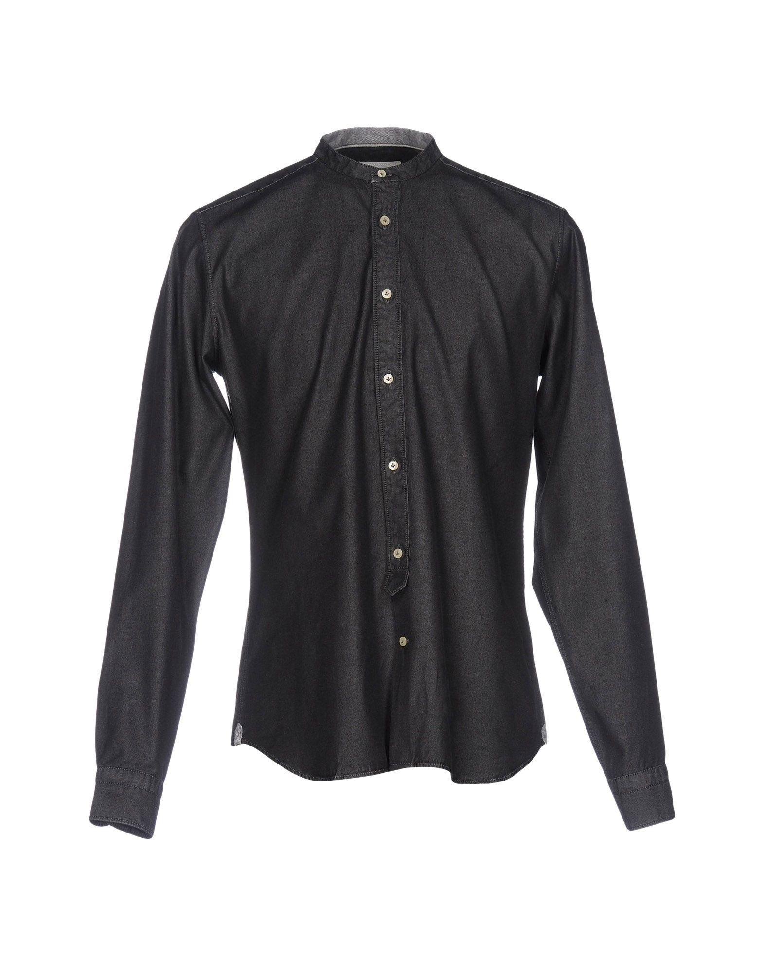TINTORIA MATTEI 954 Джинсовая рубашка rtm870t 954