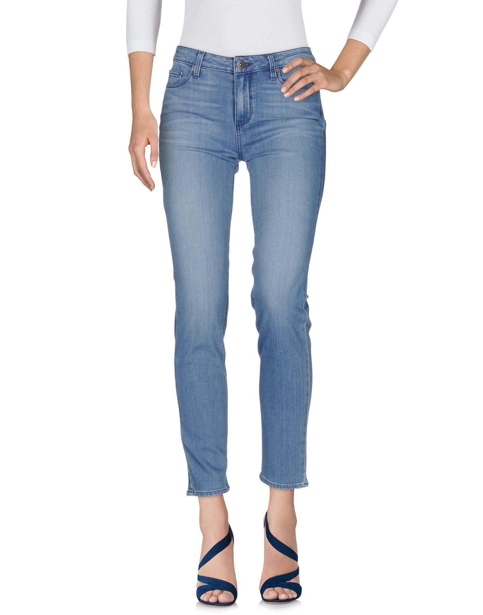 PAIGE Джинсовые брюки dismero джинсовые брюки