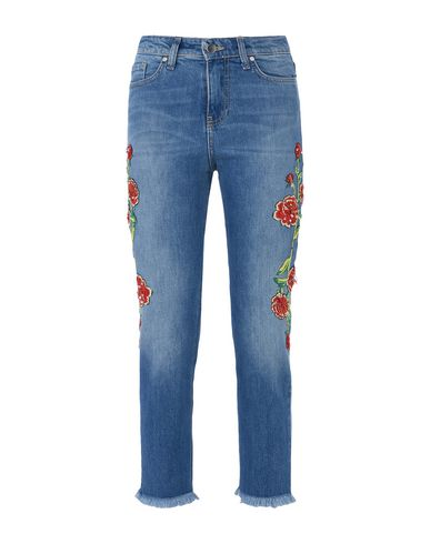 Джинсовые брюки-капри GEORGE J. LOVE 42589750FL