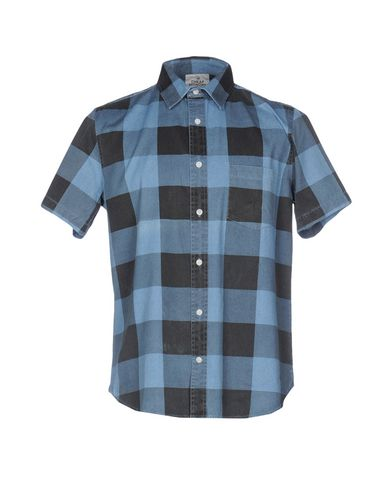Джинсовая рубашка CHEAP MONDAY 42589786EM