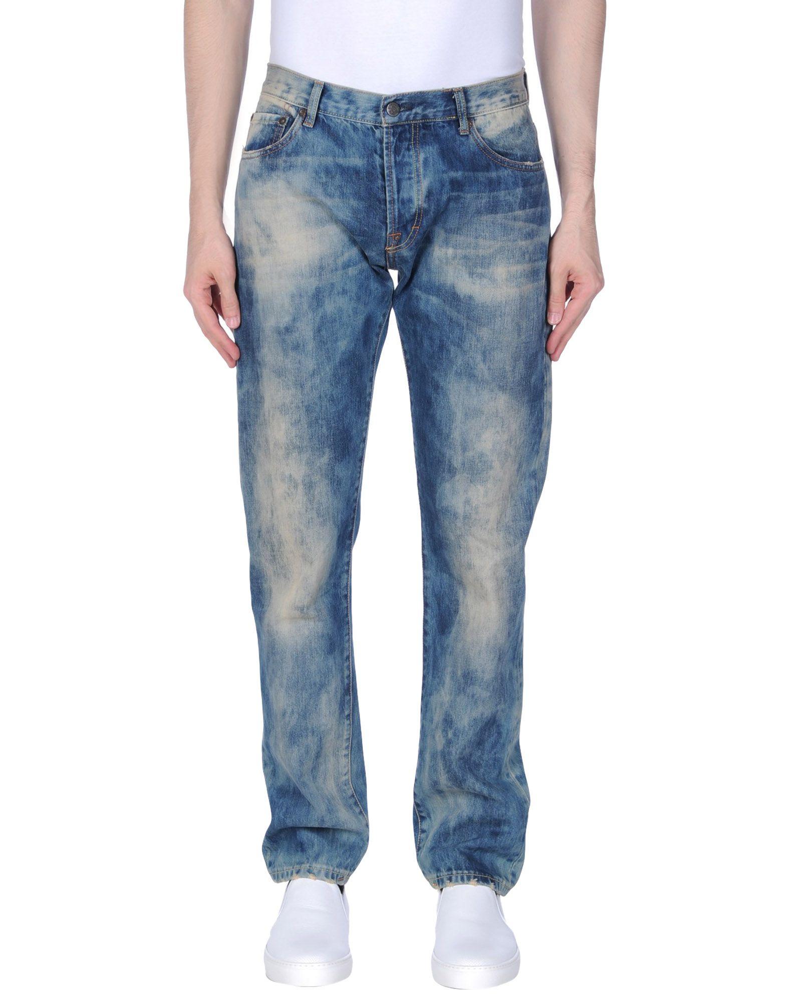 где купить GILDED AGE Джинсовые брюки по лучшей цене