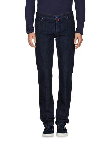 Джинсовые брюки KITON 42590374OI