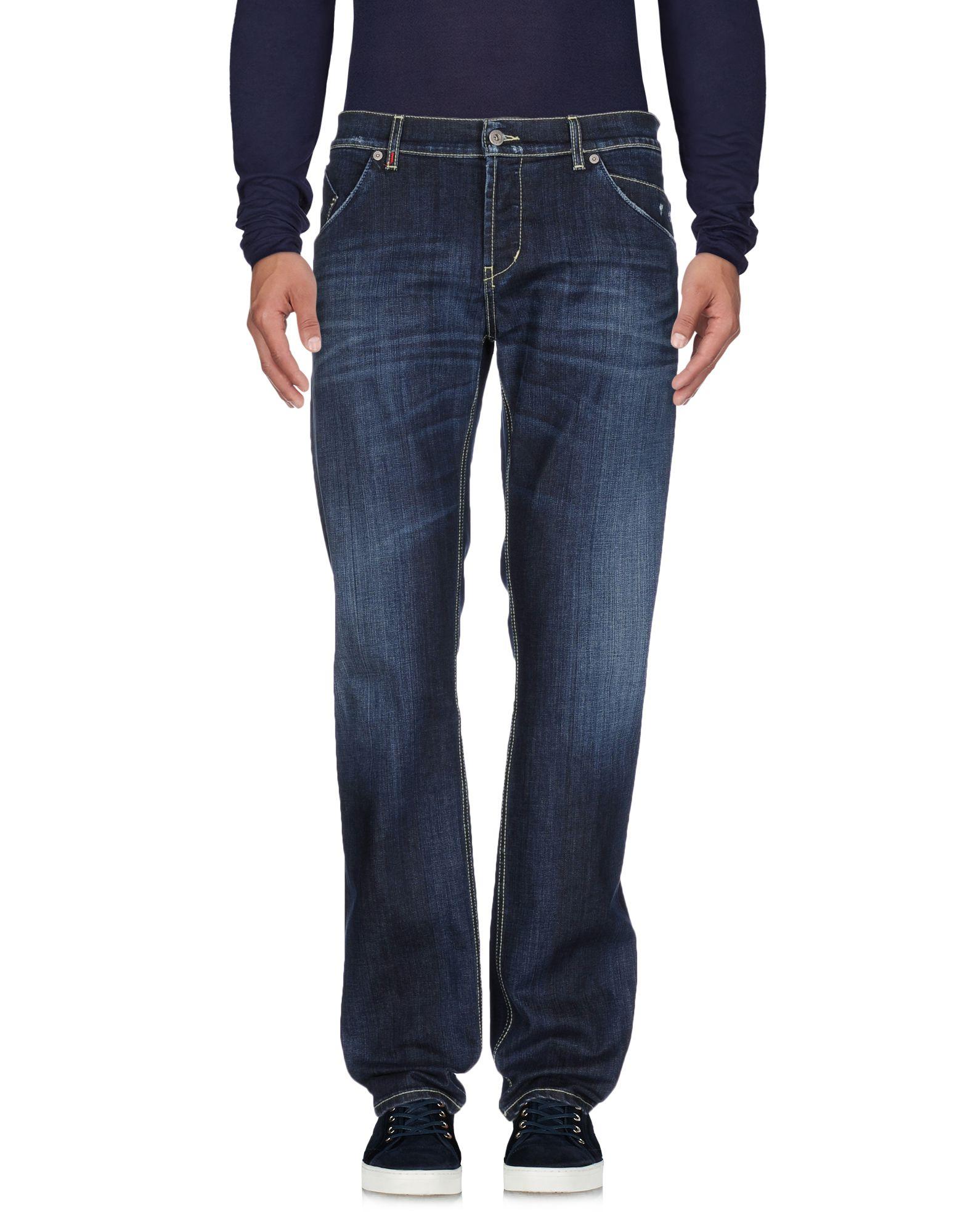 DONDUP Herren Jeanshose Farbe Blau Größe 3 jetztbilligerkaufen
