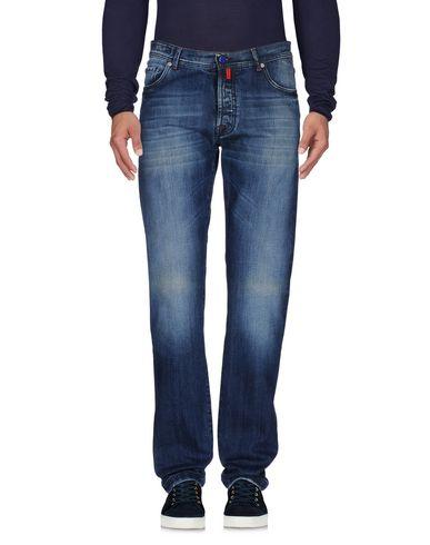 Джинсовые брюки KITON 42590394WX