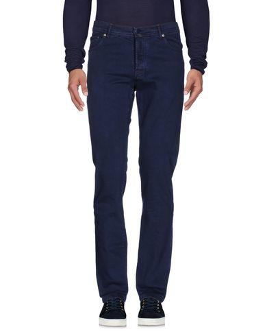 Джинсовые брюки KITON 42590396PJ