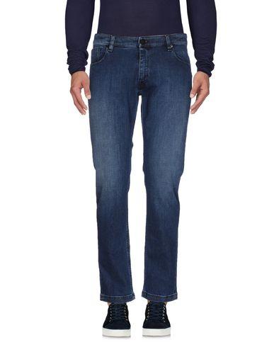 Джинсовые брюки FENDI 42590425IV