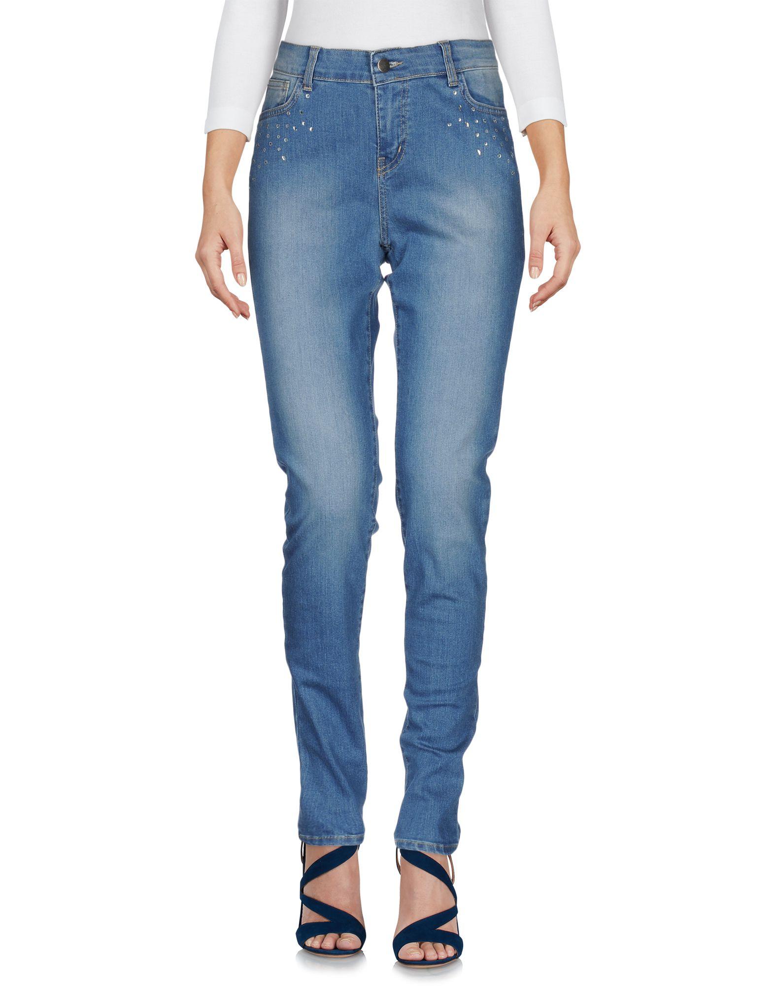 NC.2 Paris Джинсовые брюки цена 2017