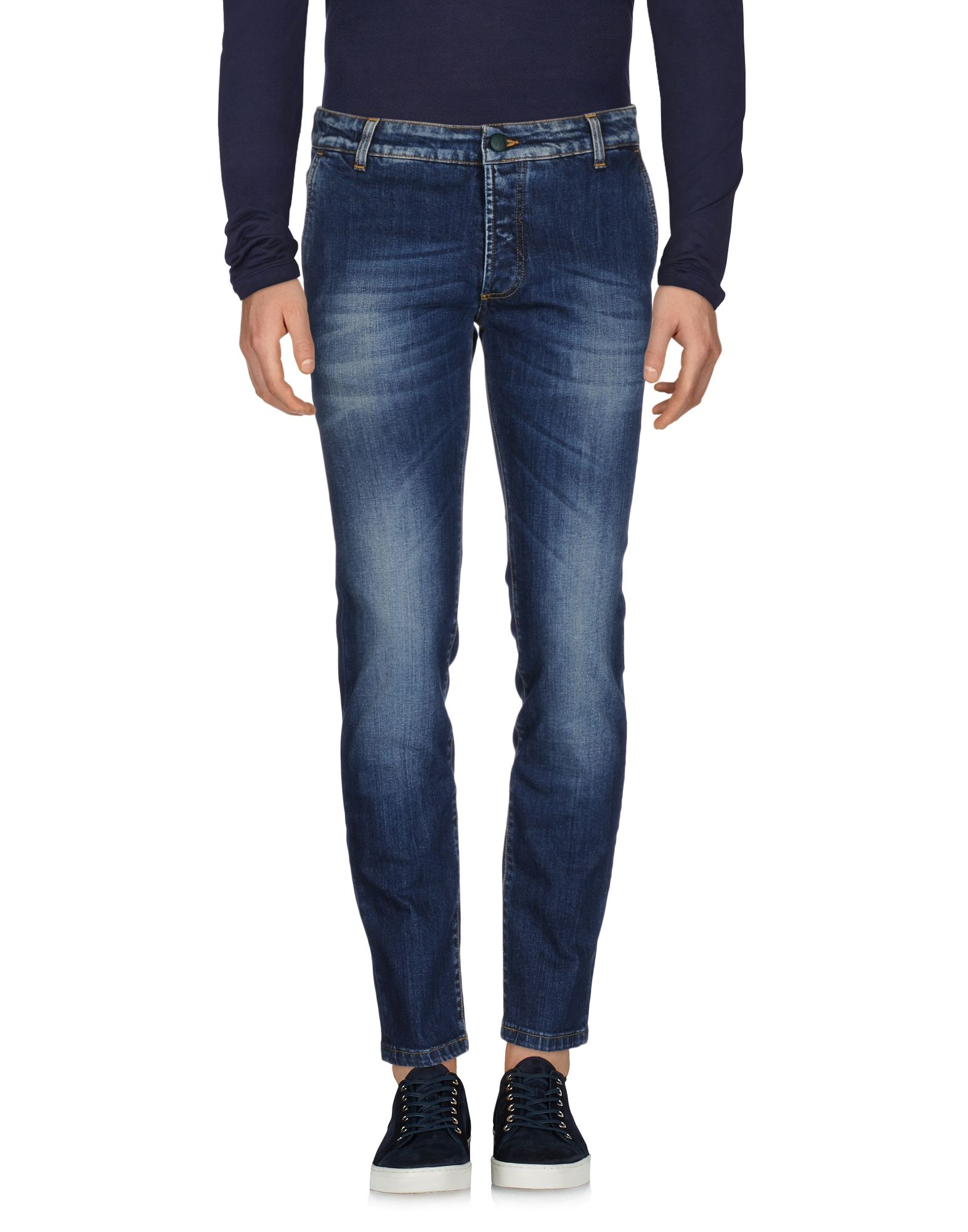 HERMAN & SONS Джинсовые брюки цена 2017
