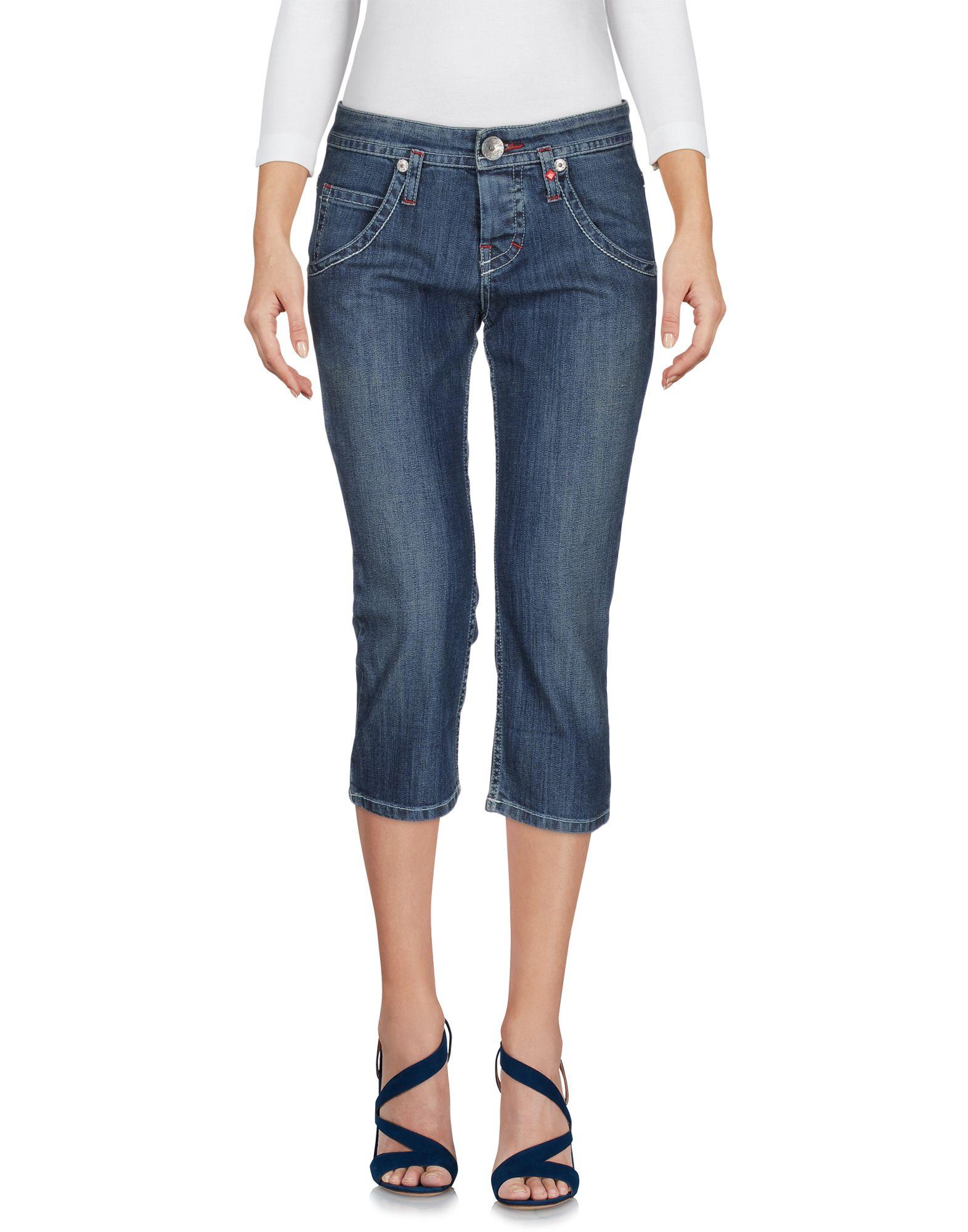 TOY G. Джинсовые брюки-капри брюки джинсовые pinetti брюки джинсовые