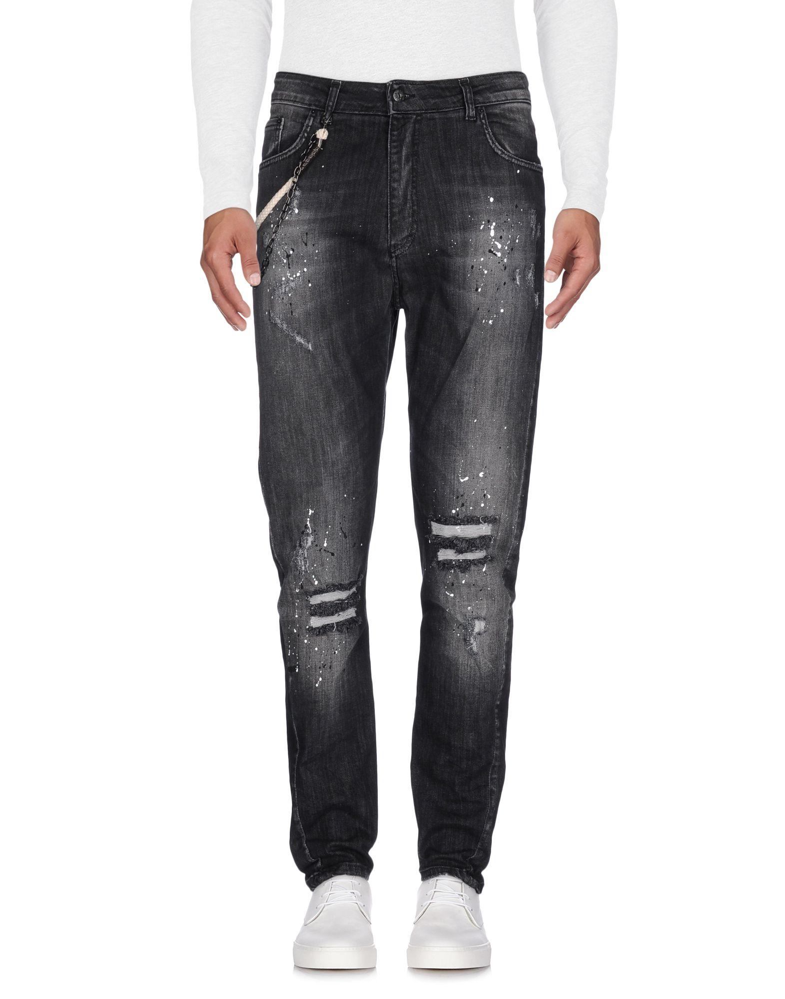 KLIXS JEANS Herren Jeanshose Farbe Schwarz Größe 4 jetztbilligerkaufen