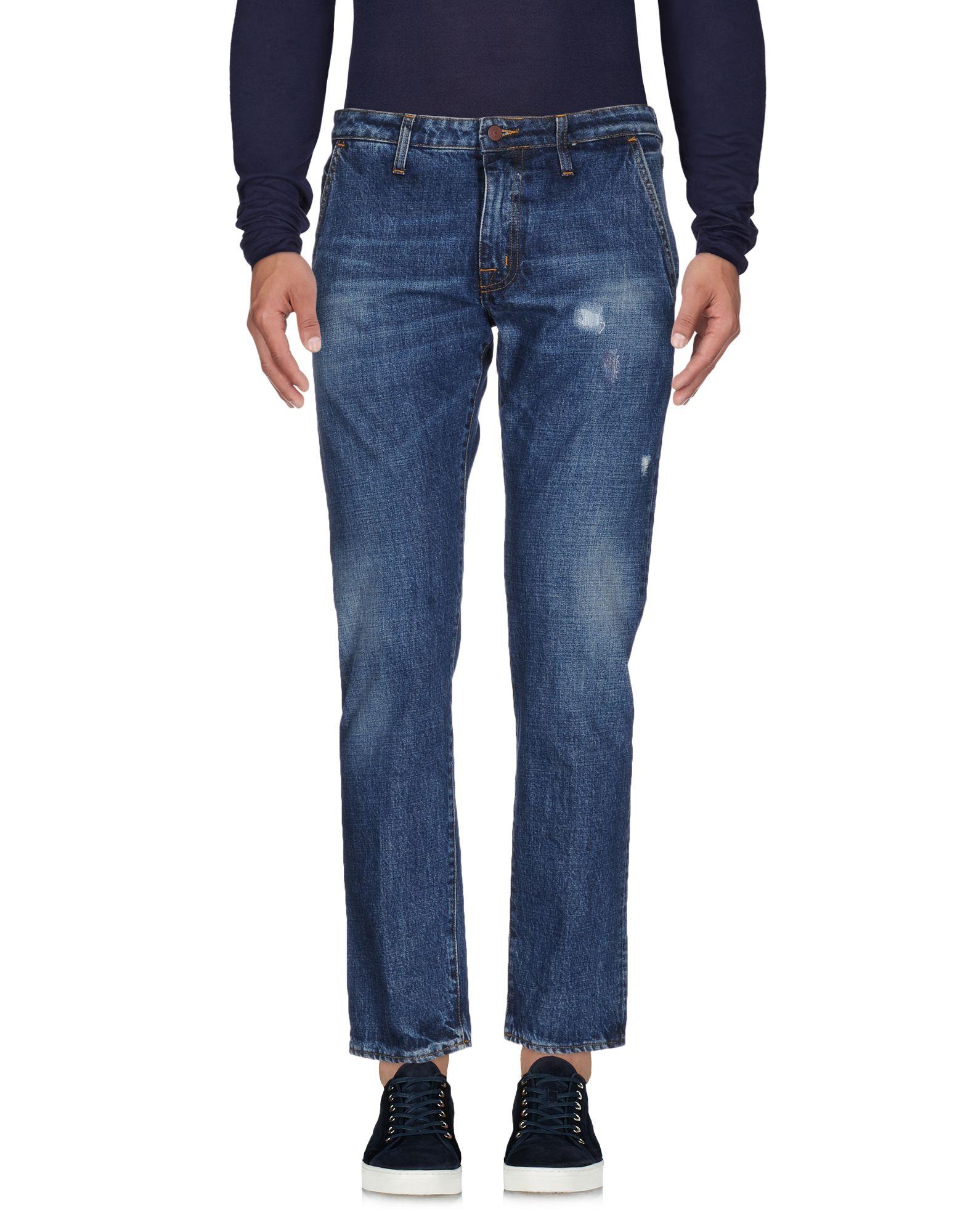 (+) PEOPLE Herren Jeanshose Farbe Blau Größe 8 - broschei