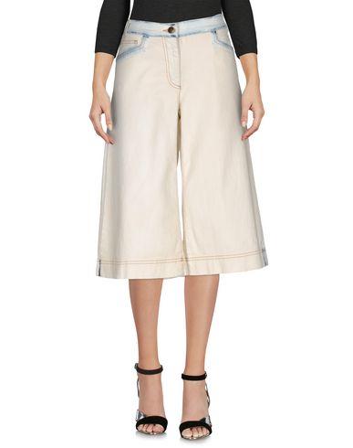 Джинсовые брюки-капри JUST CAVALLI 42590599CQ