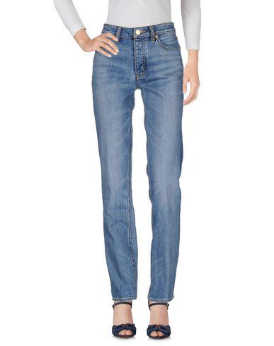 Джинсовые брюки TORY BURCH 42590718JM