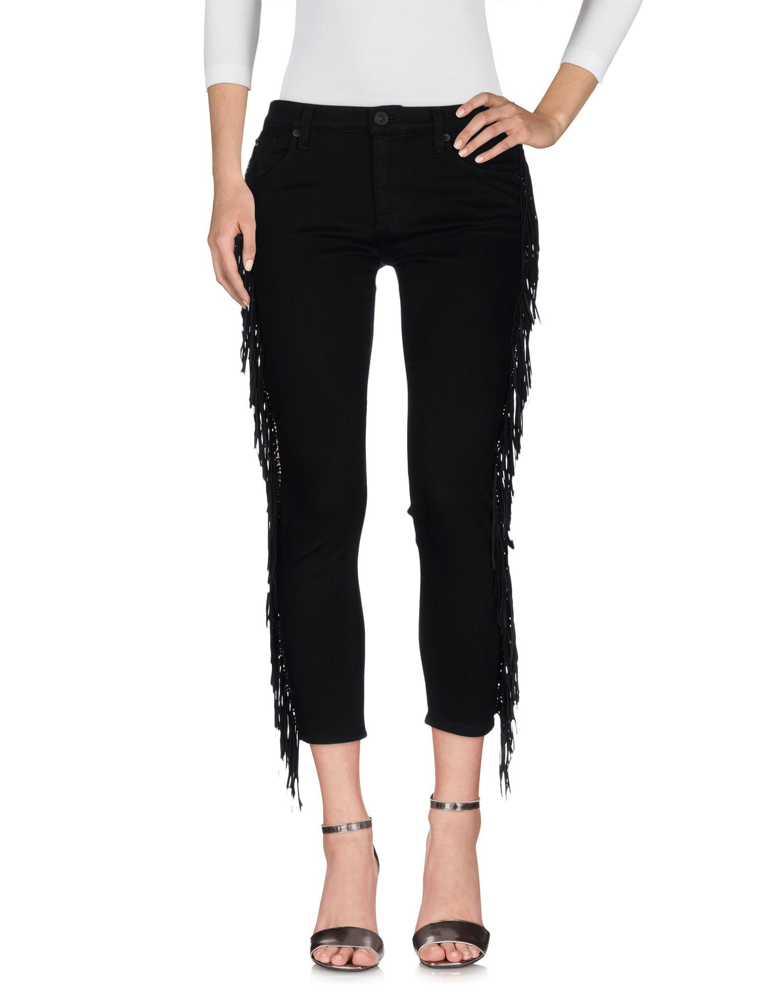ФОТО hudson джинсовые брюки
