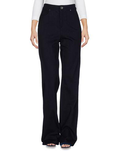 Джинсовые брюки ELIE TAHARI 42591386MS