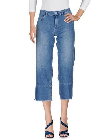 Джинсовые брюки-капри GUESS 42591550WI