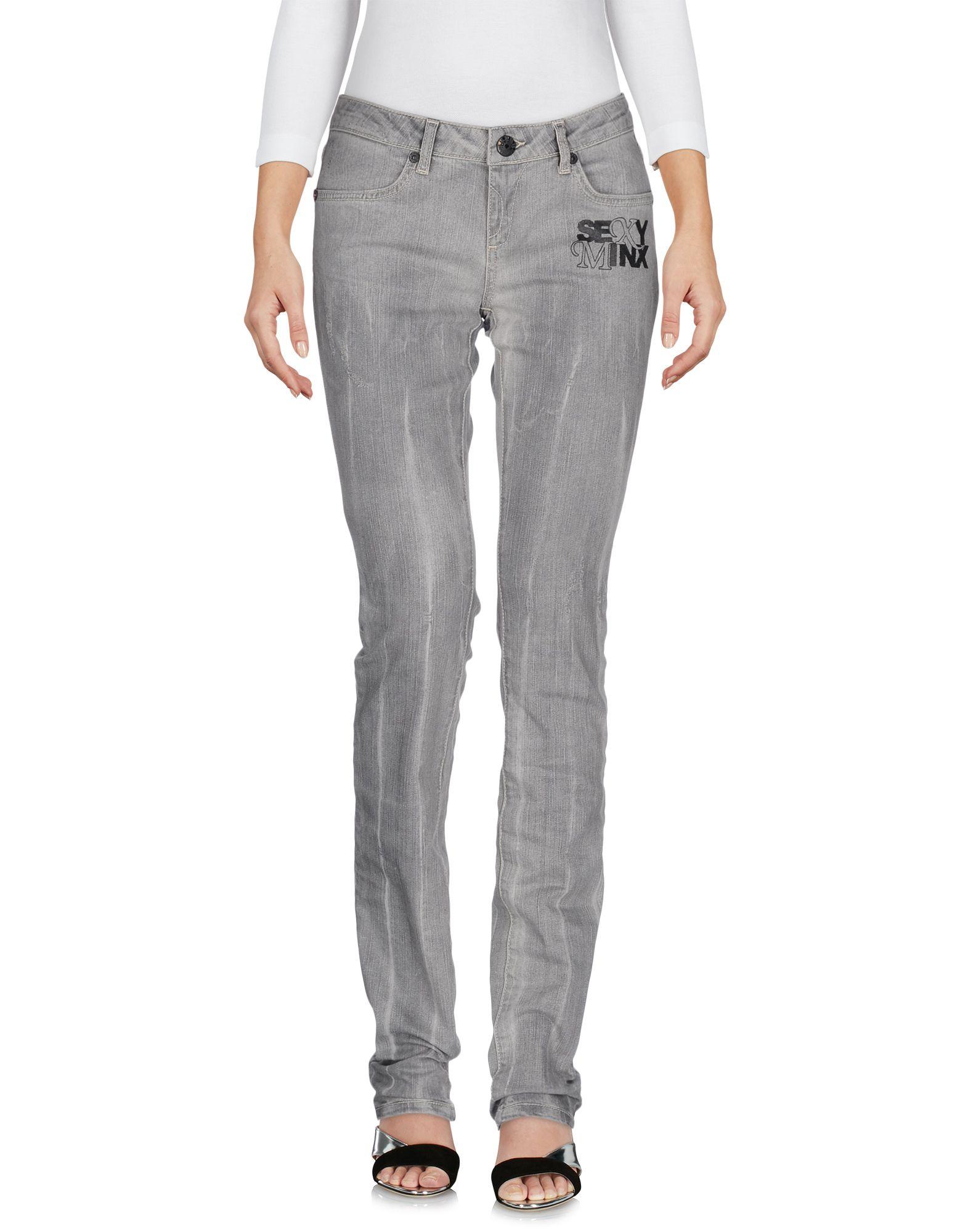 цена  PARIS HILTON Джинсовые брюки  онлайн в 2017 году