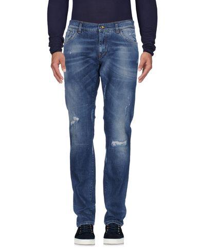 Джинсовые брюки DOLCE & GABBANA 42591752FK