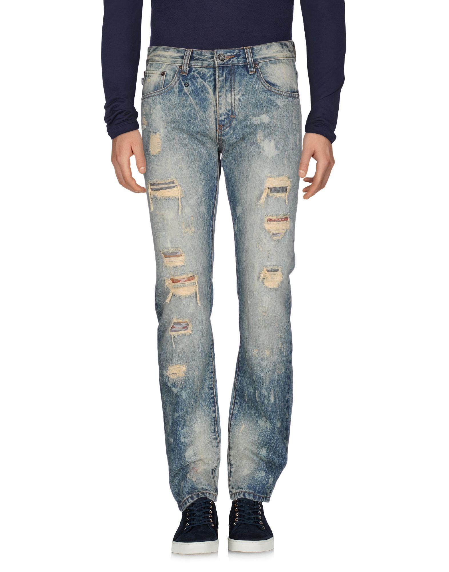 MOSTLY HEARD RARELY SEEN Джинсовые брюки ngeo rarely seen