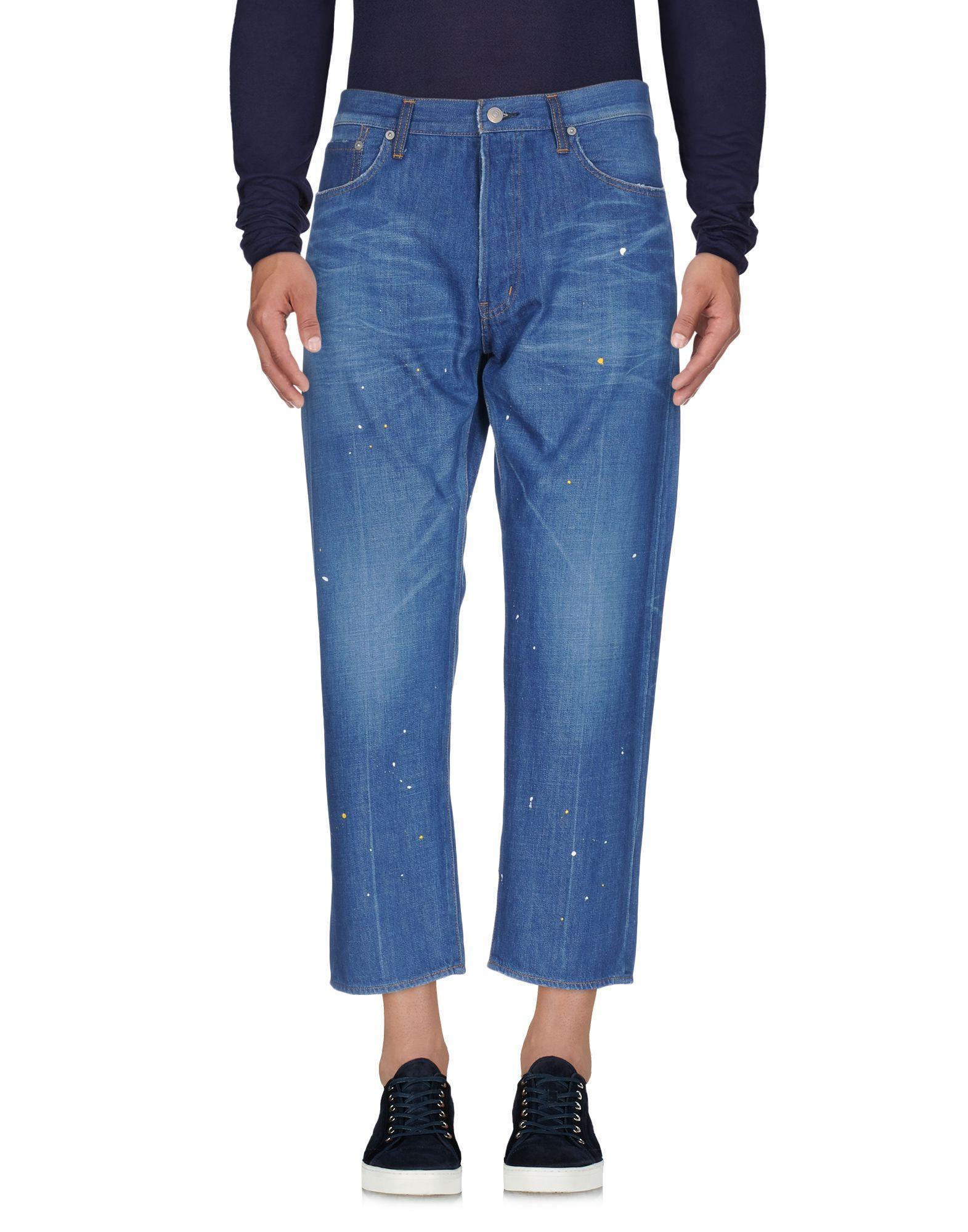 YMC YOU MUST CREATE Джинсовые брюки