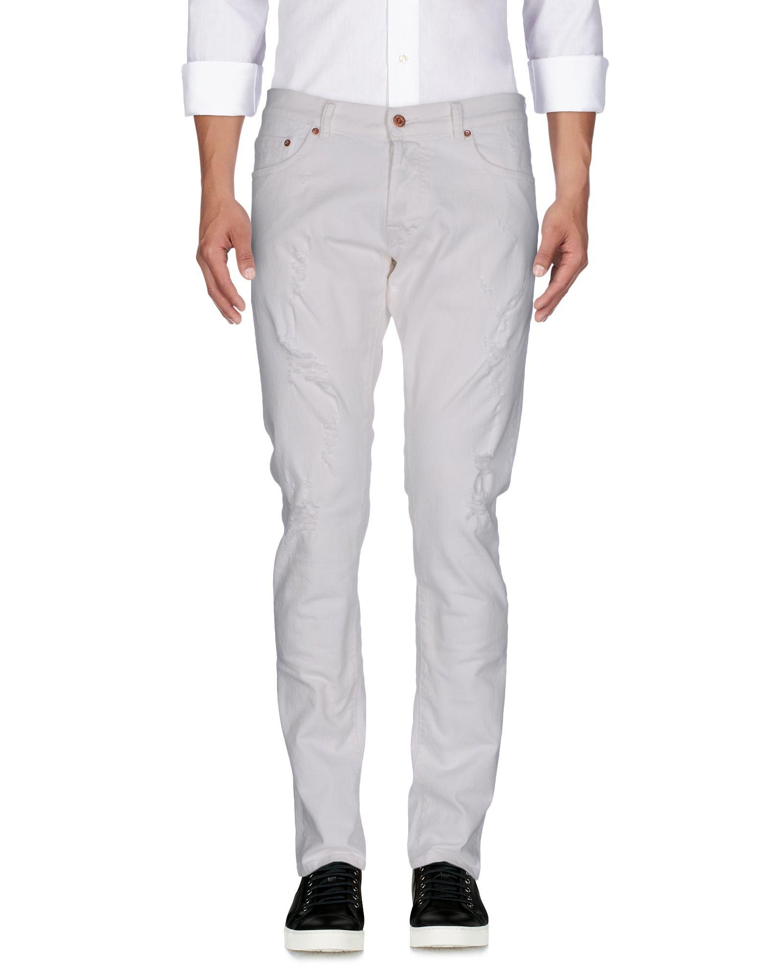 Фото THE.NIM Джинсовые брюки. Купить с доставкой