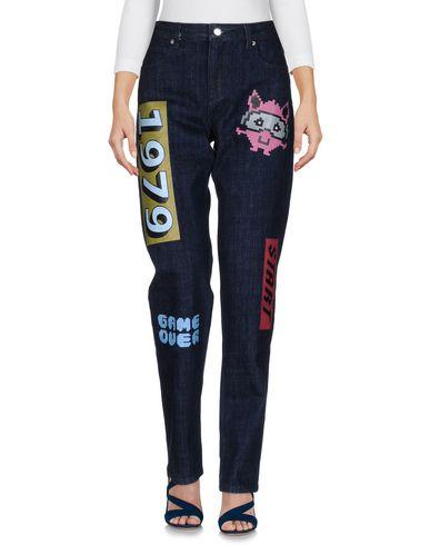 Джинсовые брюки от AMERICAN RETRO
