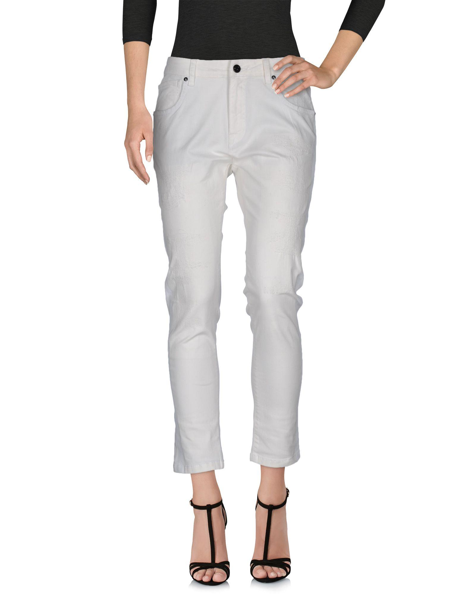 JIJIL LE BLEU Джинсовые брюки jijil le bleu джинсовая юбка