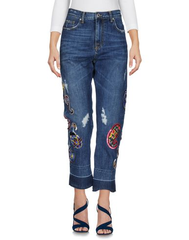 Джинсовые брюки MSGM 42592848AF