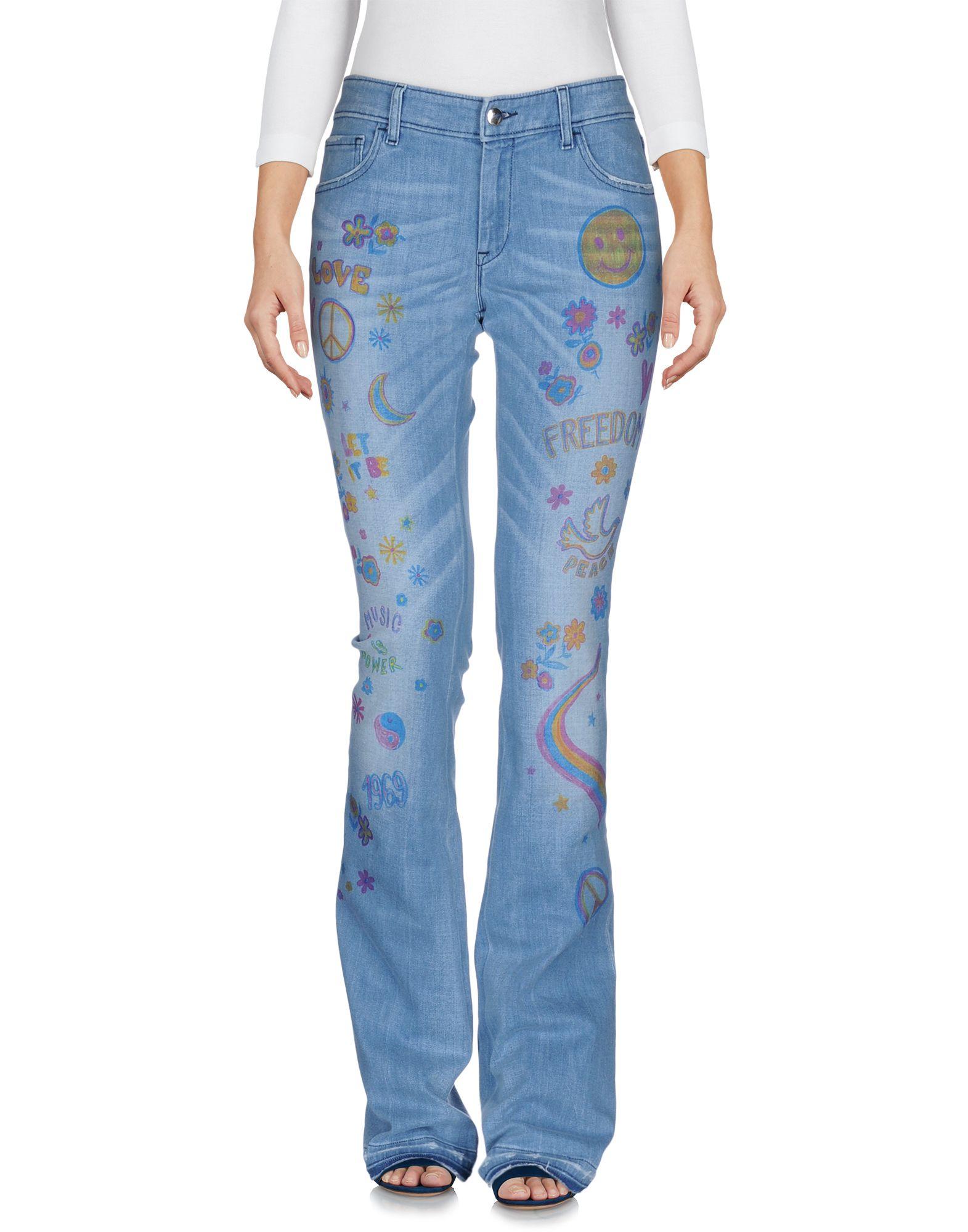 THE SEAFARER Джинсовые брюки
