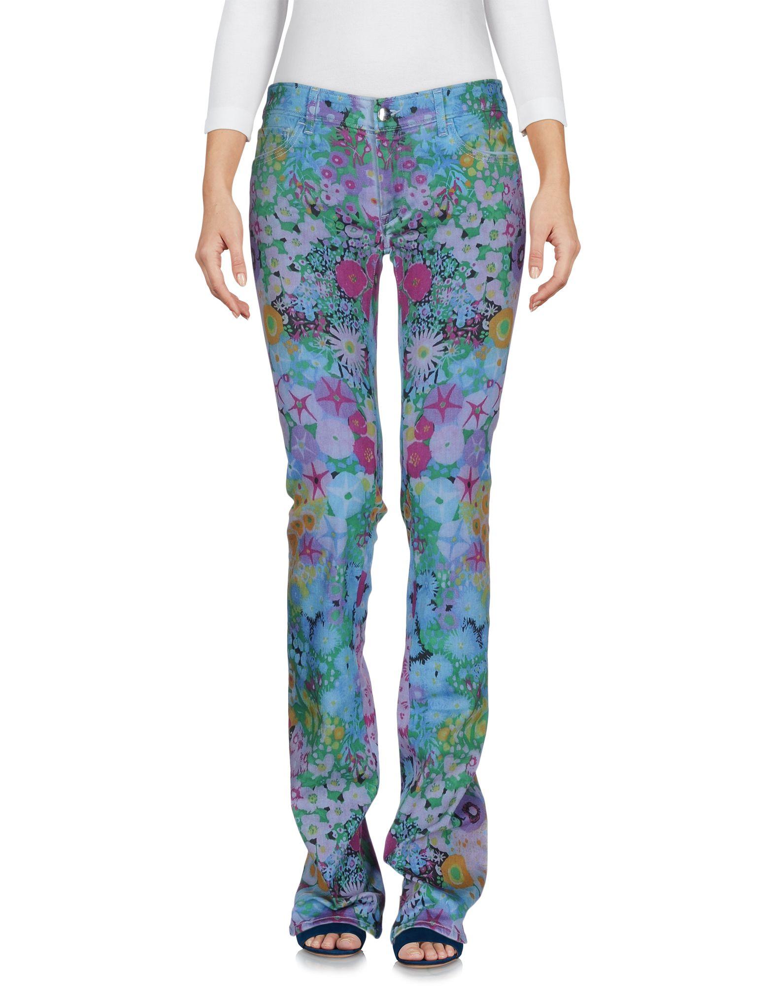 Фото THE SEAFARER Джинсовые брюки. Купить с доставкой