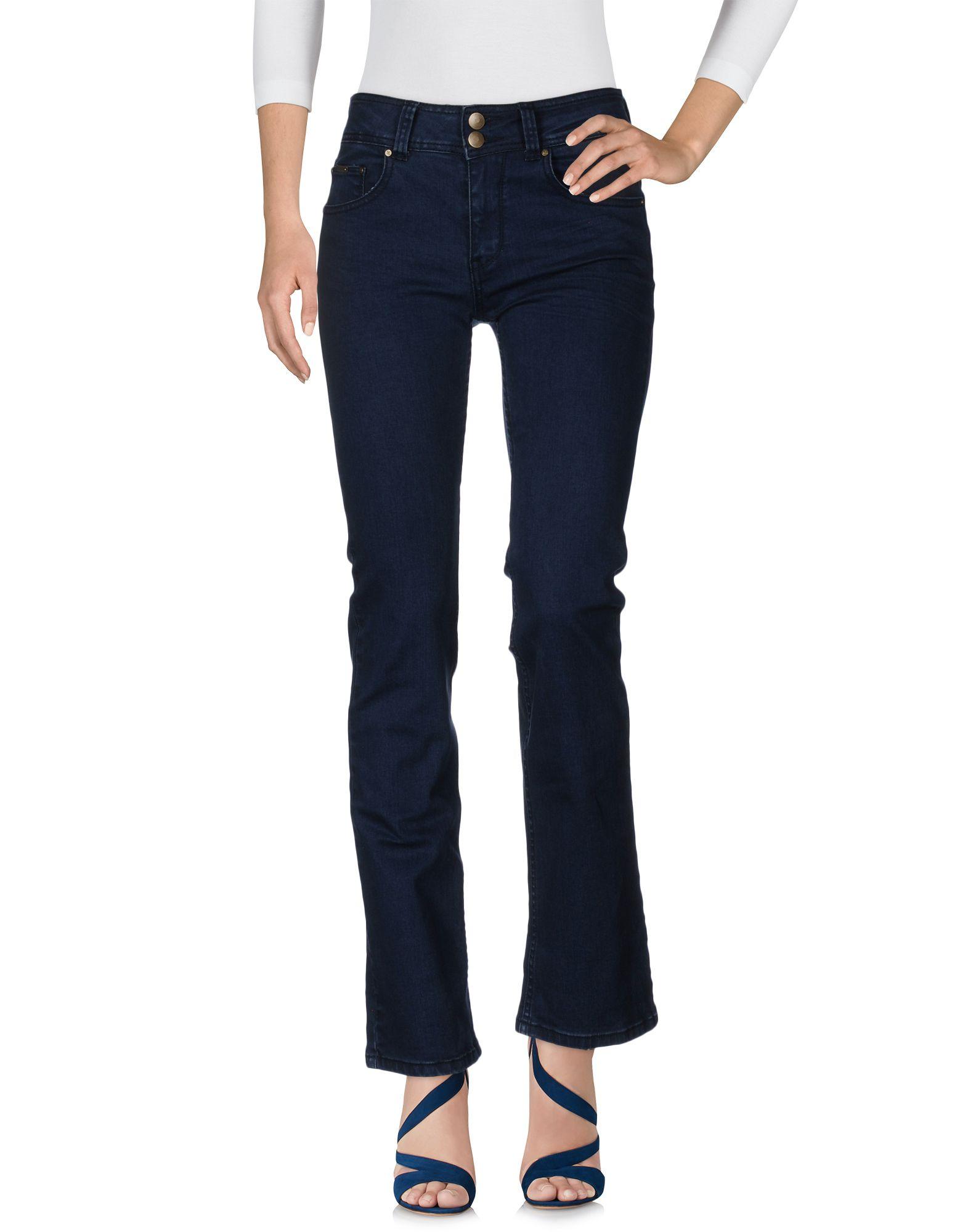 цена CONCEPT K Джинсовые брюки онлайн в 2017 году
