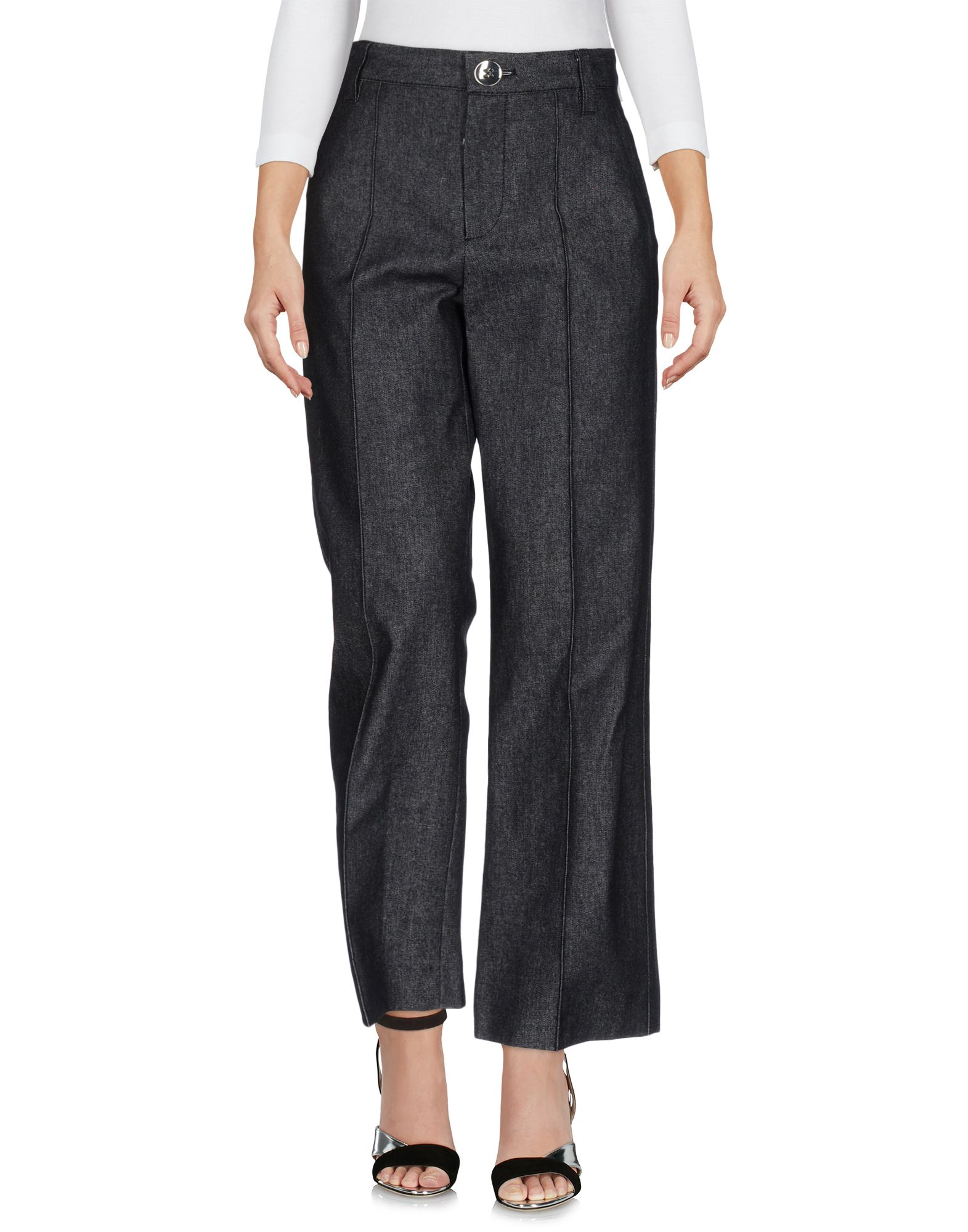 MARC JACOBS Damen Jeanshose Farbe Schwarz Größe 4