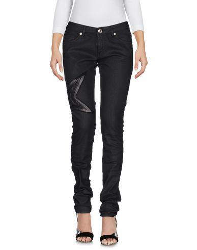 Джинсовые брюки PIERRE BALMAIN 42593845JT