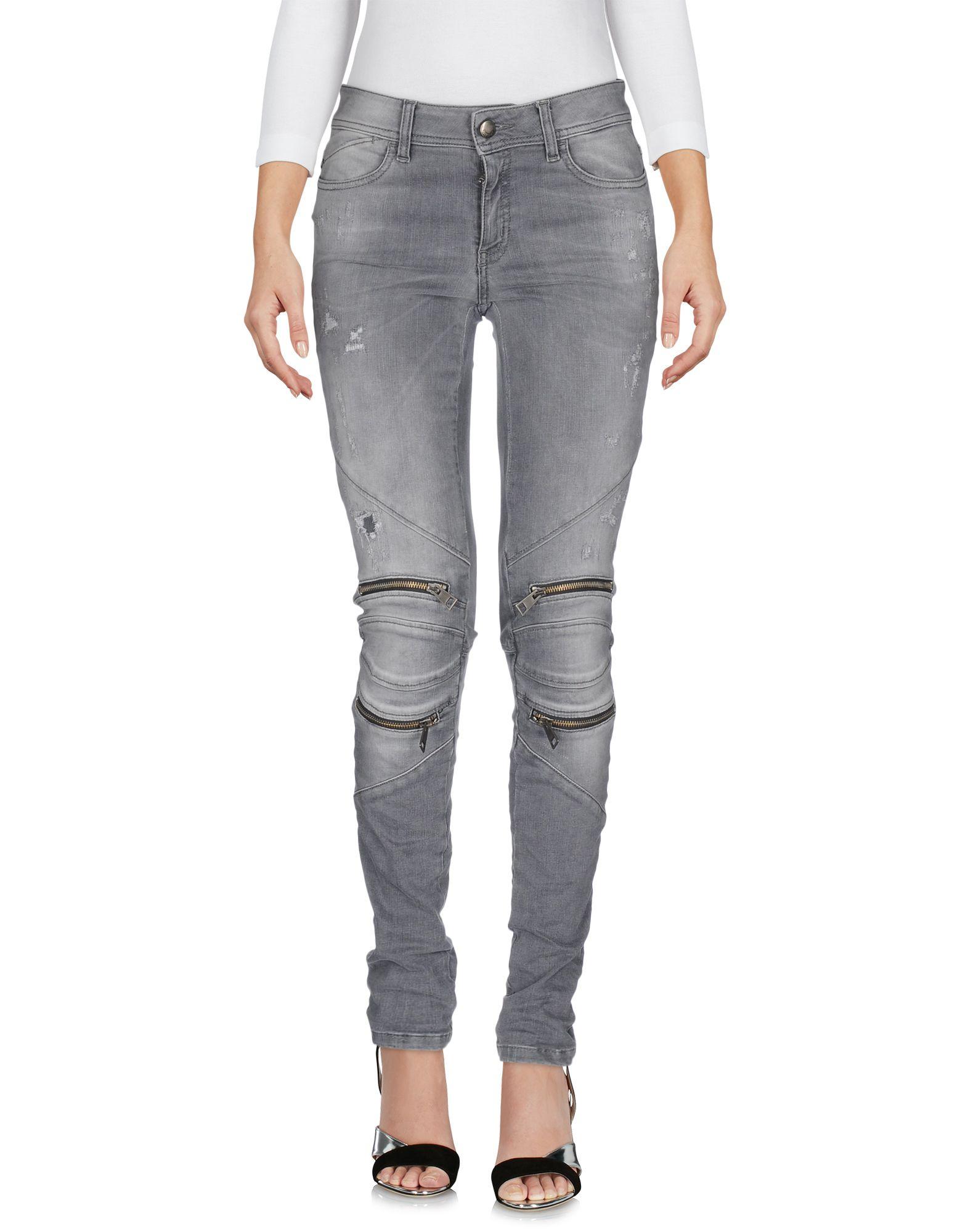 ФОТО just cavalli Джинсовые брюки