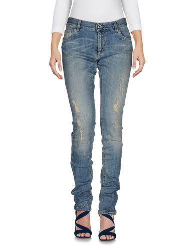 Джинсовые брюки GUCCI 42594146RA