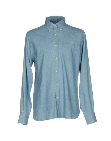 Джинсовая рубашка от A.B.C.L.