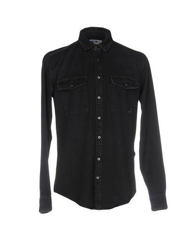 Джинсовая рубашка MSGM 42594803AK