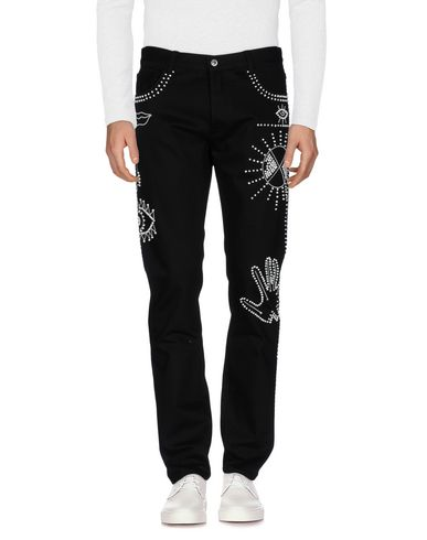 Джинсовые брюки VALENTINO 42594875KV