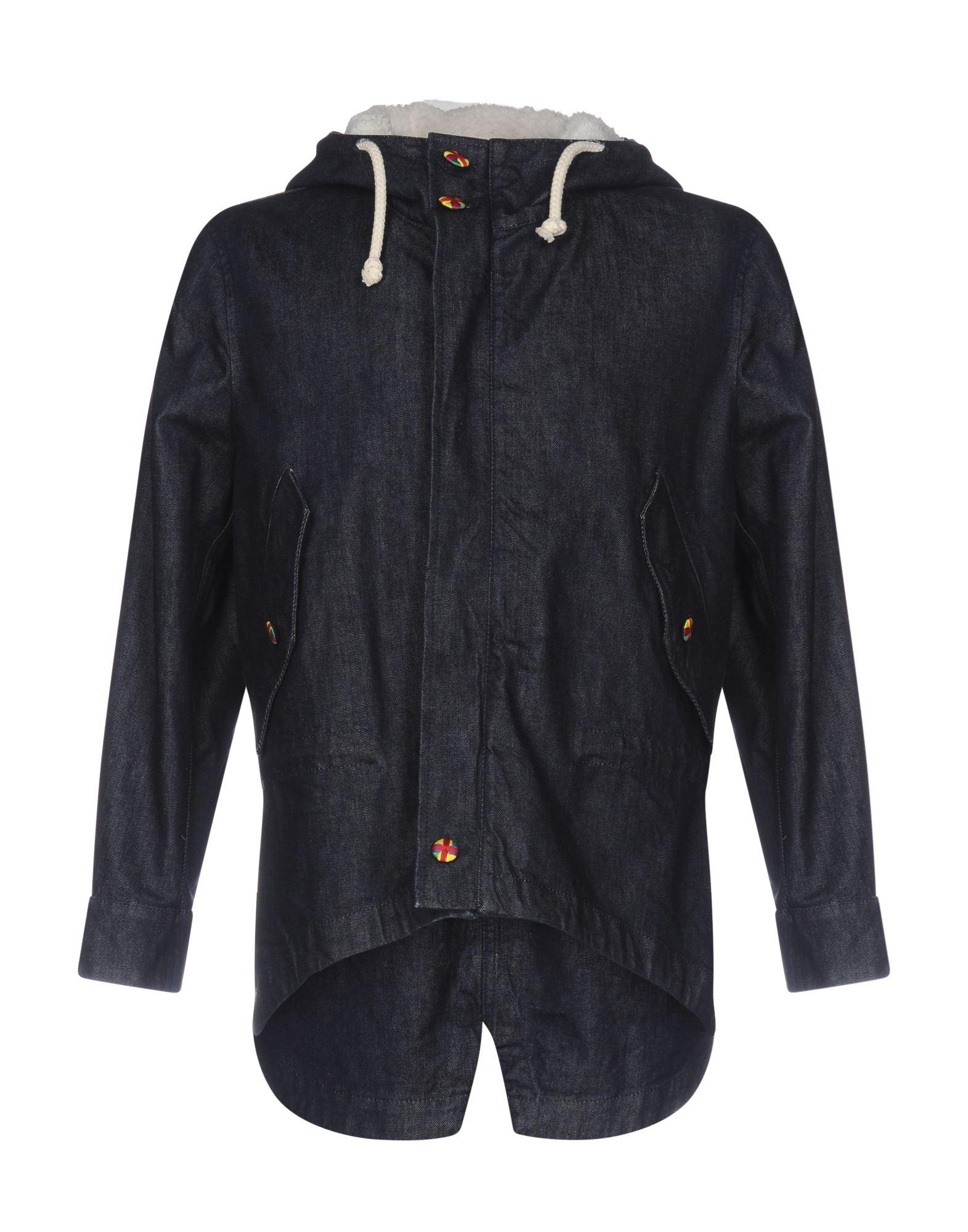 hōsio джинсовая верхняя одежда (+) PEOPLE Джинсовая верхняя одежда