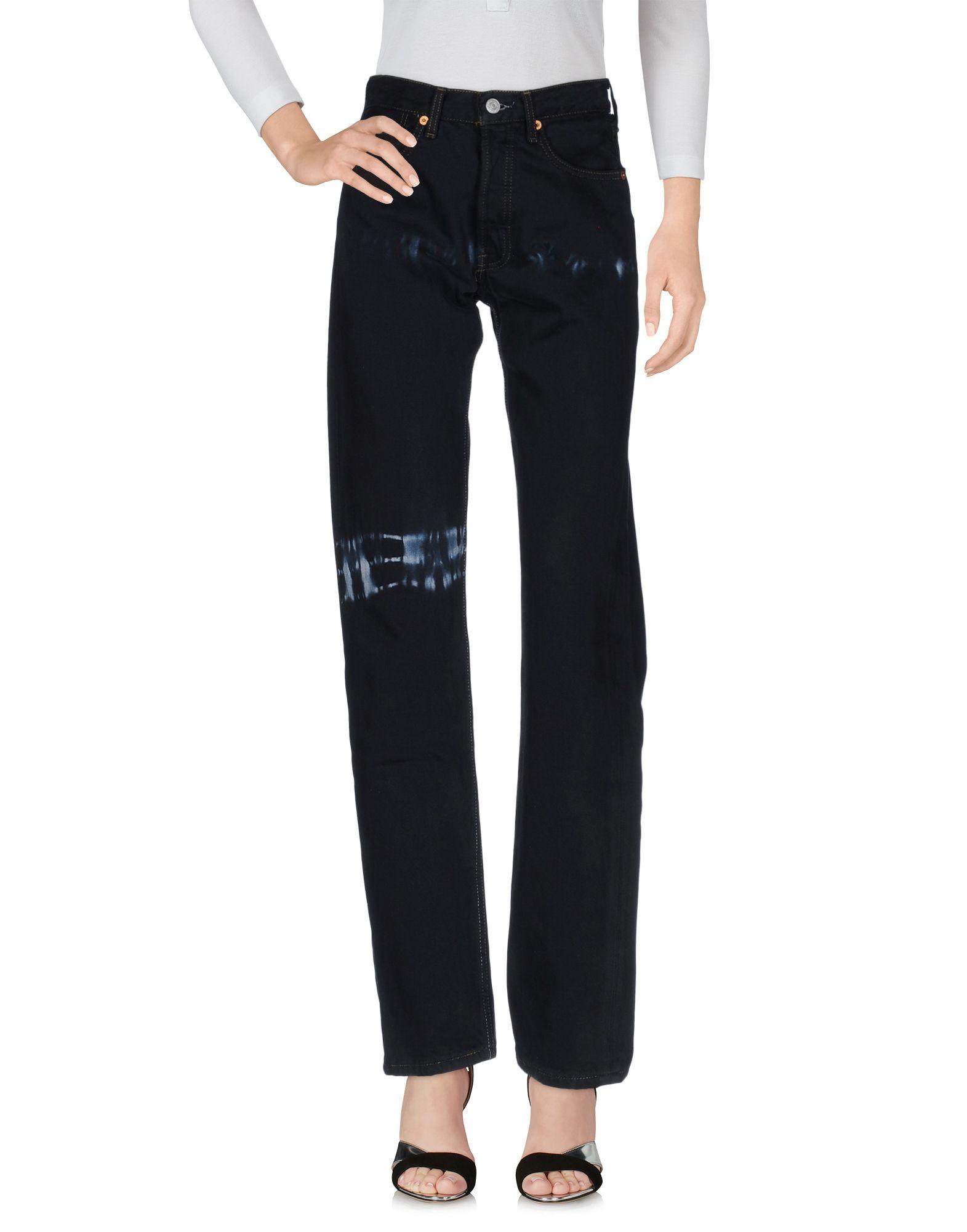 BLACKYOTO Jeans in Black
