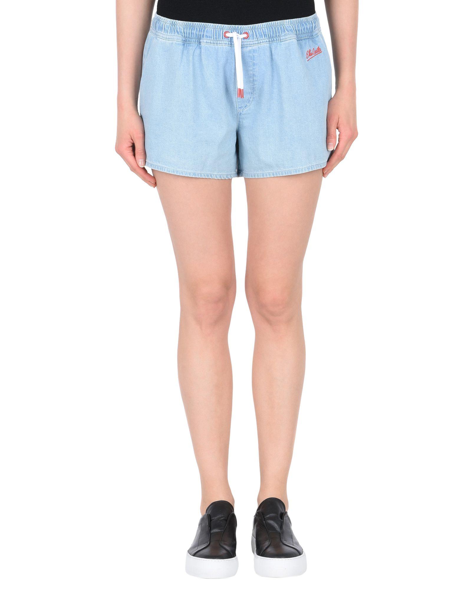 ÊTRE CÉCILE Джинсовые шорты superfine джинсовые шорты