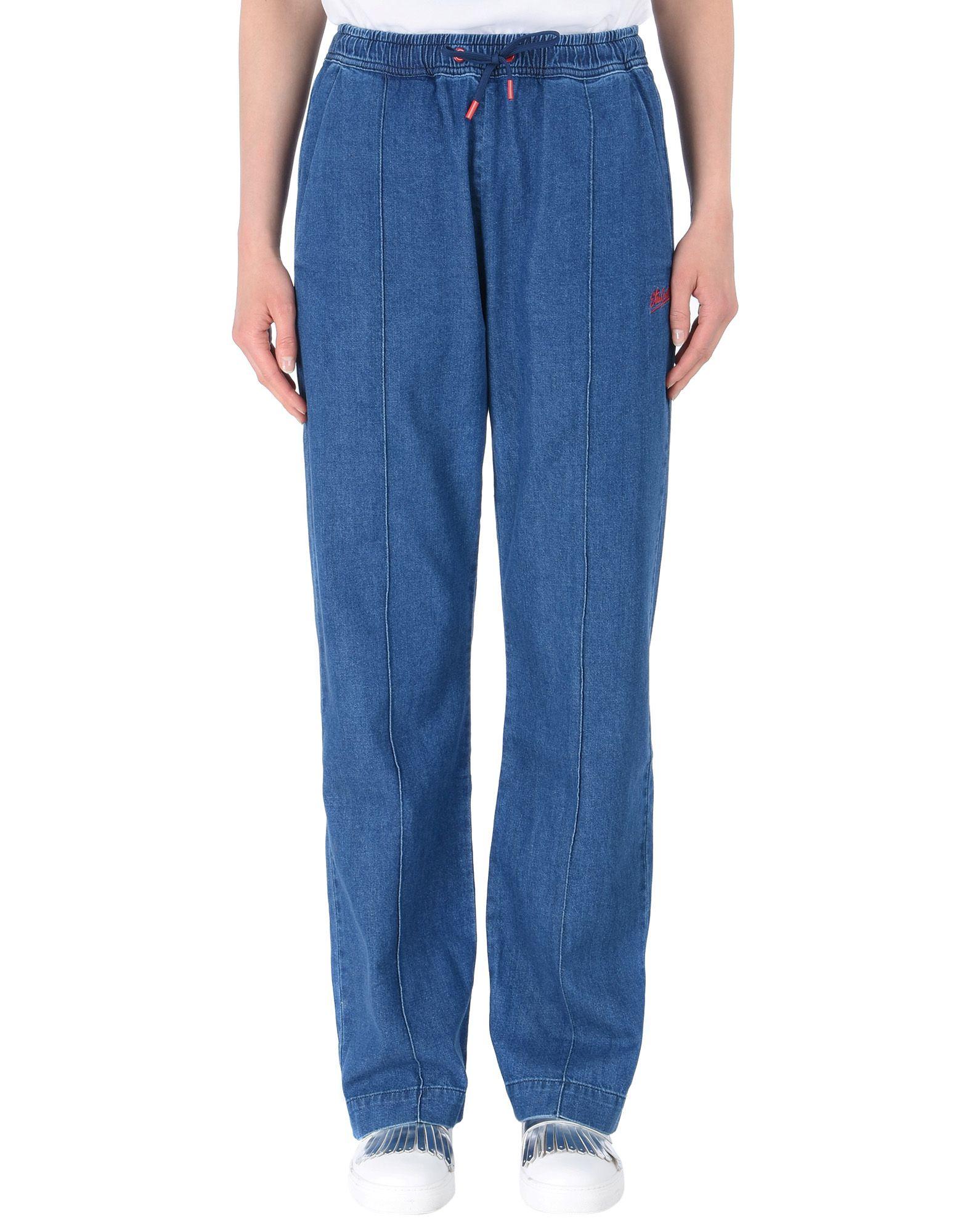 ÊTRE CÉCILE Джинсовые брюки цены онлайн