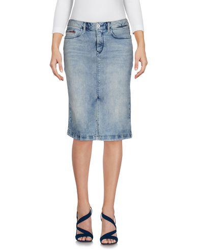 Джинсовая юбка TOMMY HILFIGER DENIM 42595204BH