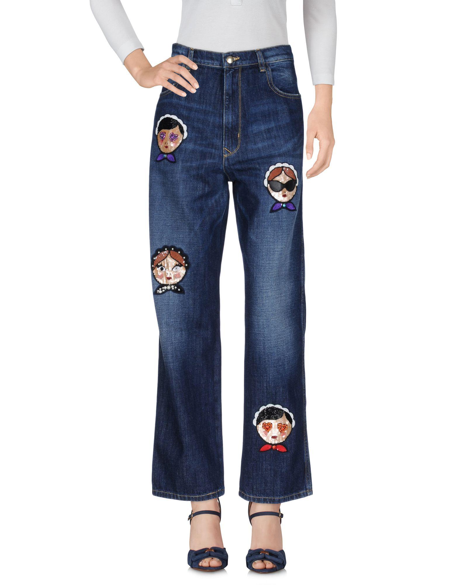 Фото WE_ARE_99 Джинсовые брюки. Купить с доставкой