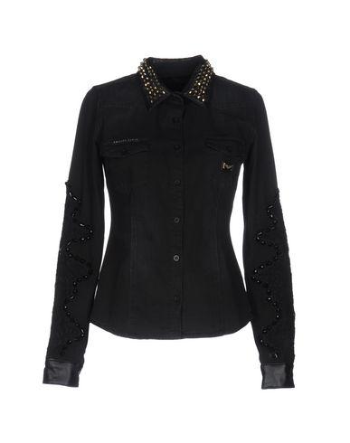 Джинсовая рубашка PHILIPP PLEIN 42595467JP