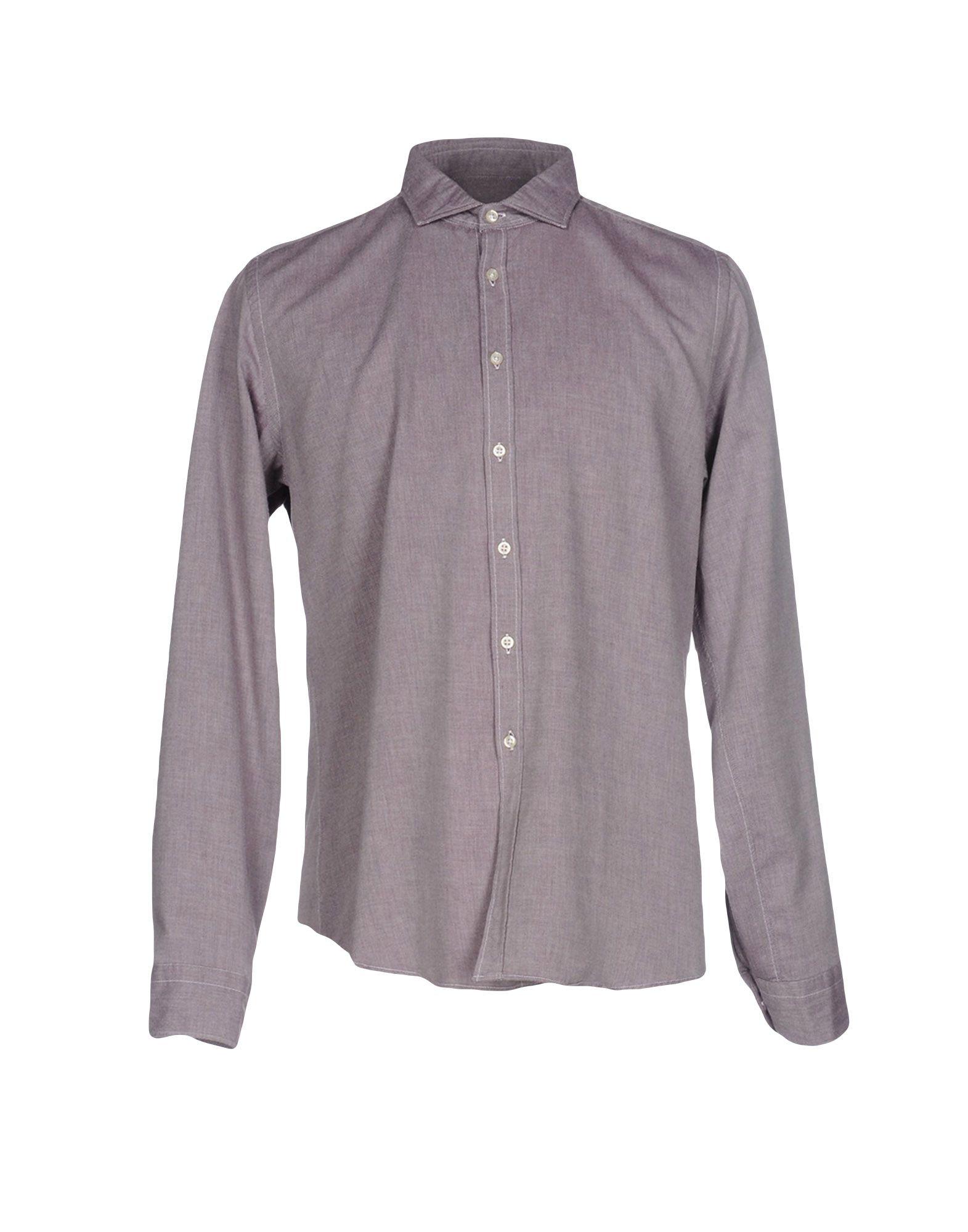 купить GMF 965 Джинсовая рубашка недорого